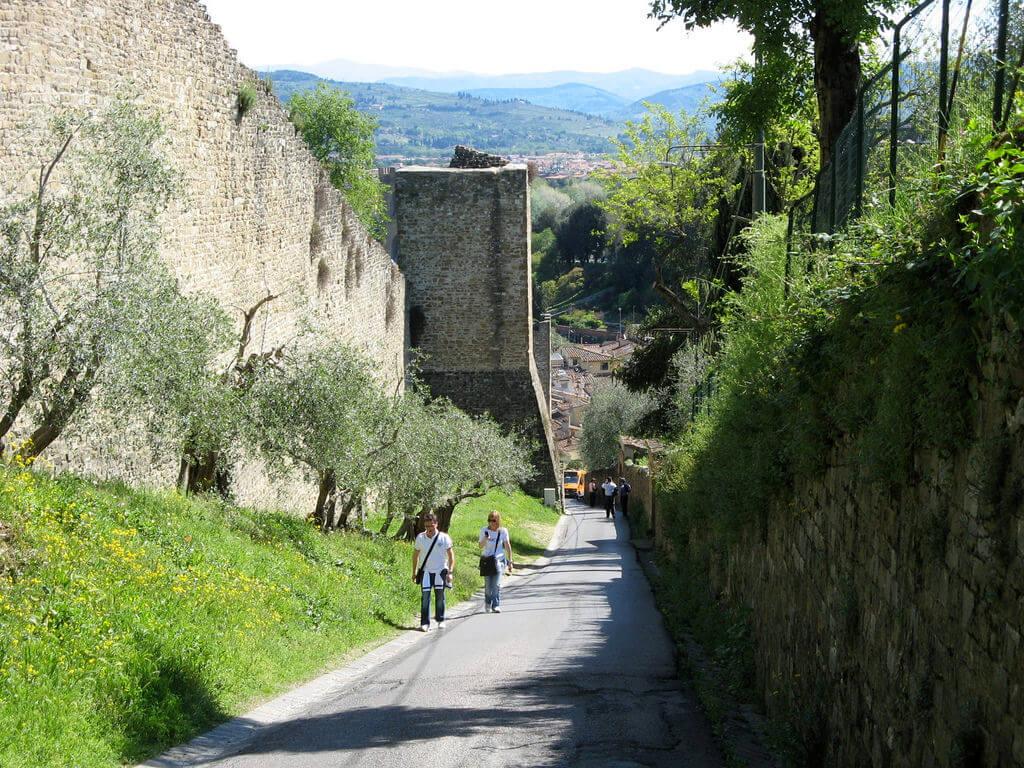 Tuscany Bike Tour Florence