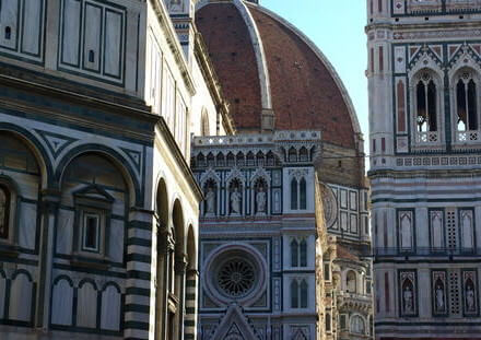 Historic centre of Florence tour