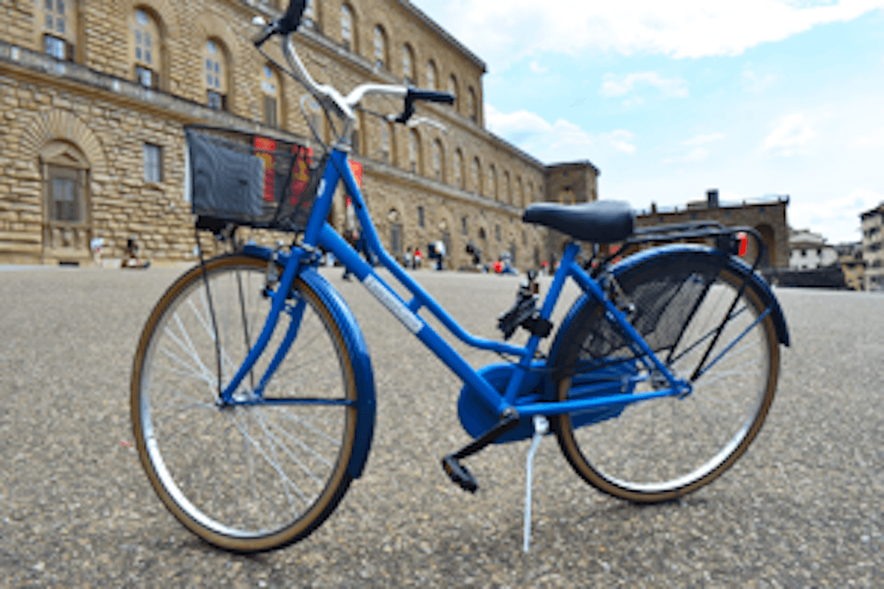 city bike florence tour centro storico Firenze