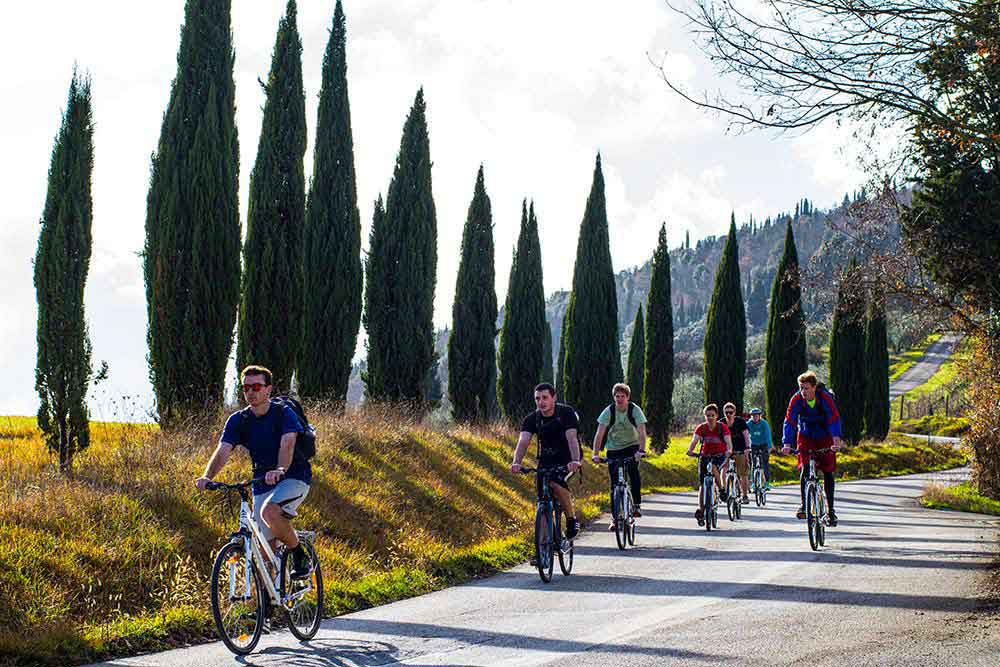 Tuscany Bike tour, Ride in Florence