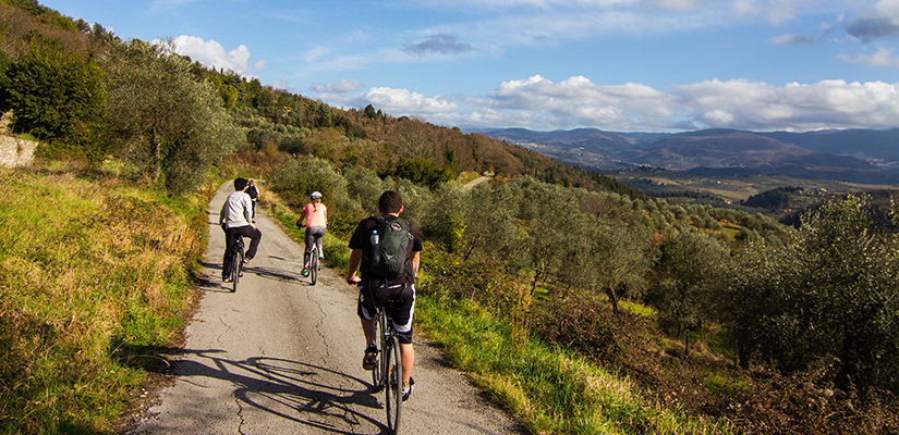 Chianti Bike Tour by Tuscany Cycle