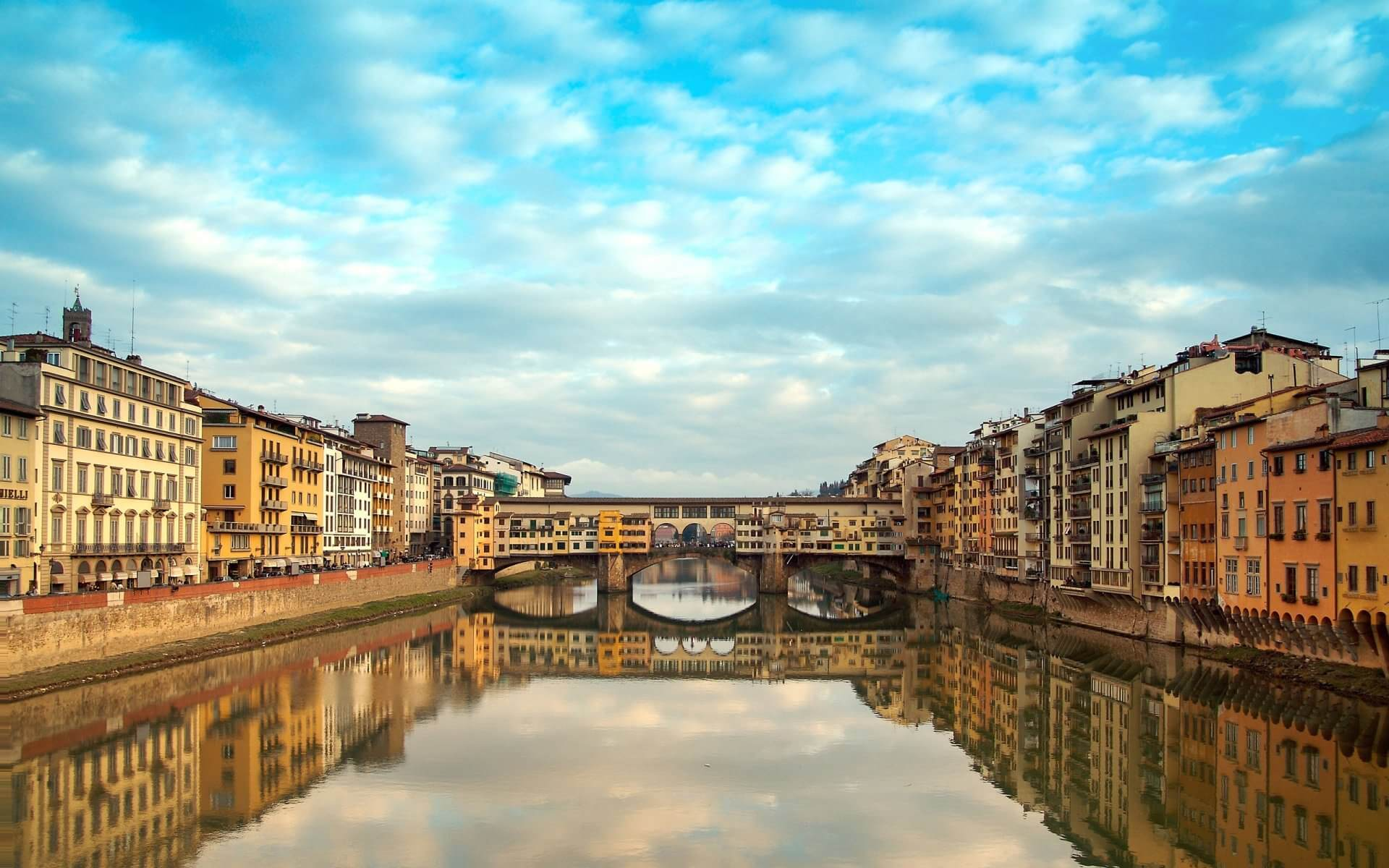 Florence Italy By Byke