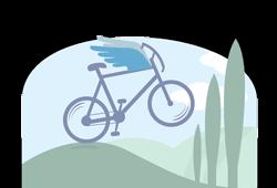 tuscany cycle logo