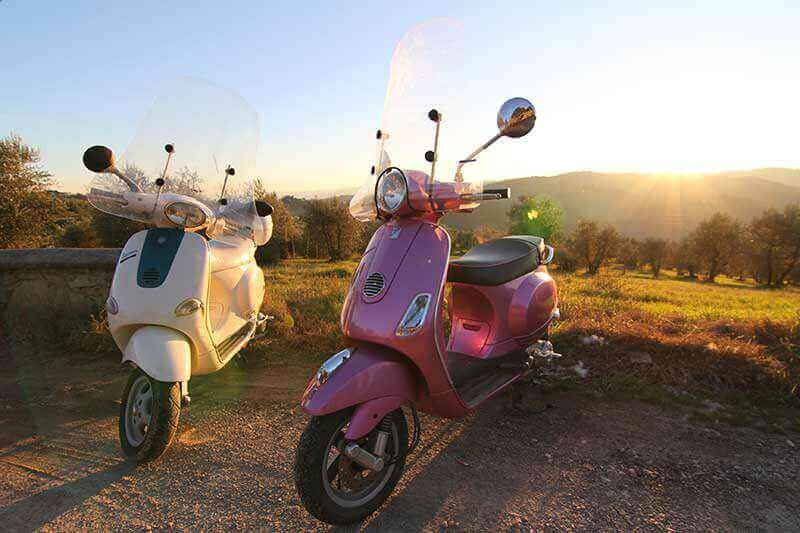 Tuscany Vespa Tour Tuscany Cycle